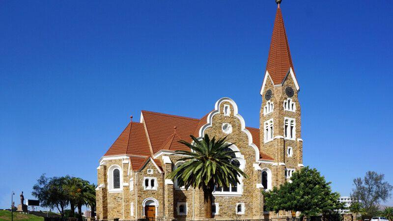 Als Selbstfahrer in Namibia unterwegs – Windhoek © Diamir
