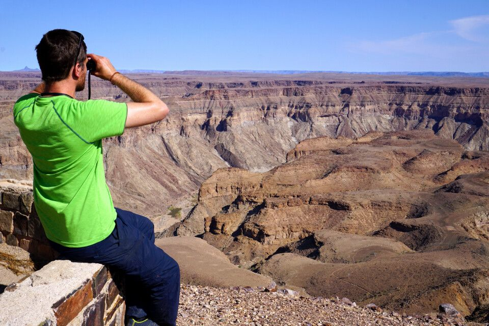 Als Selbstfahrer in Namibia unterwegs – Fish-River-Canyon