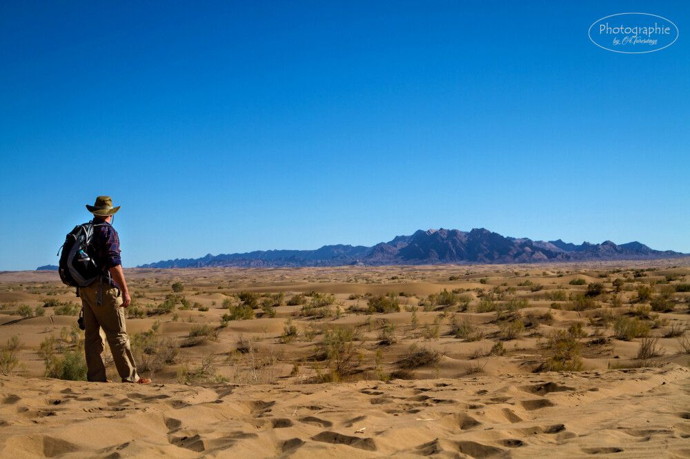 Dash-e Kavir-Wüste