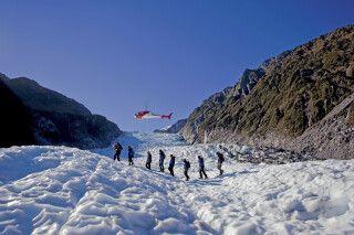 Gletscherwanderung auf dem Fox-Gletscher