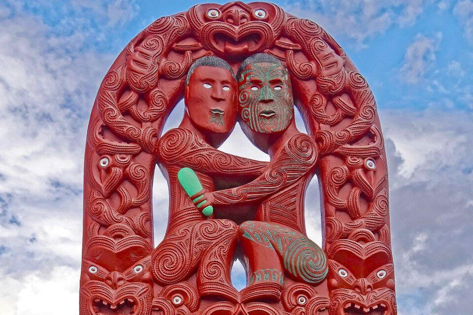 Die Kunst der Maori, Rotorua