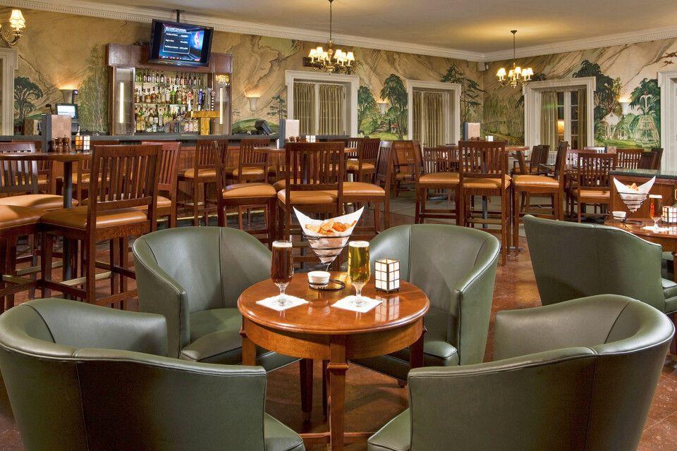 Putnam's Bar, Gideon Putnam Resort, Saratoga Springs, New York State