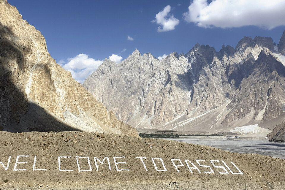 Willkommen in Passu