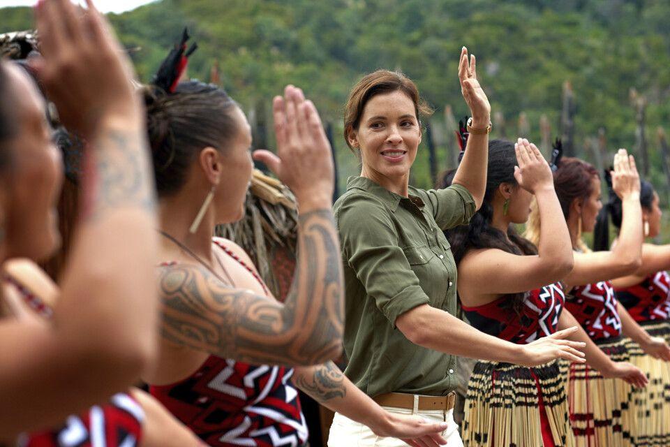 Die Traditionen der Maori