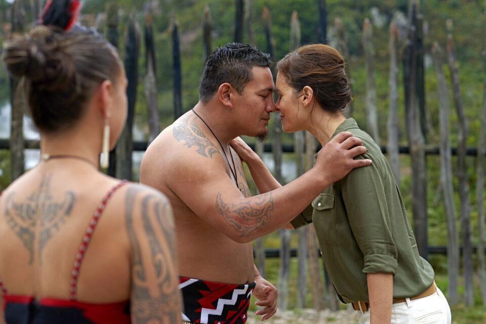 Gruß der Maori