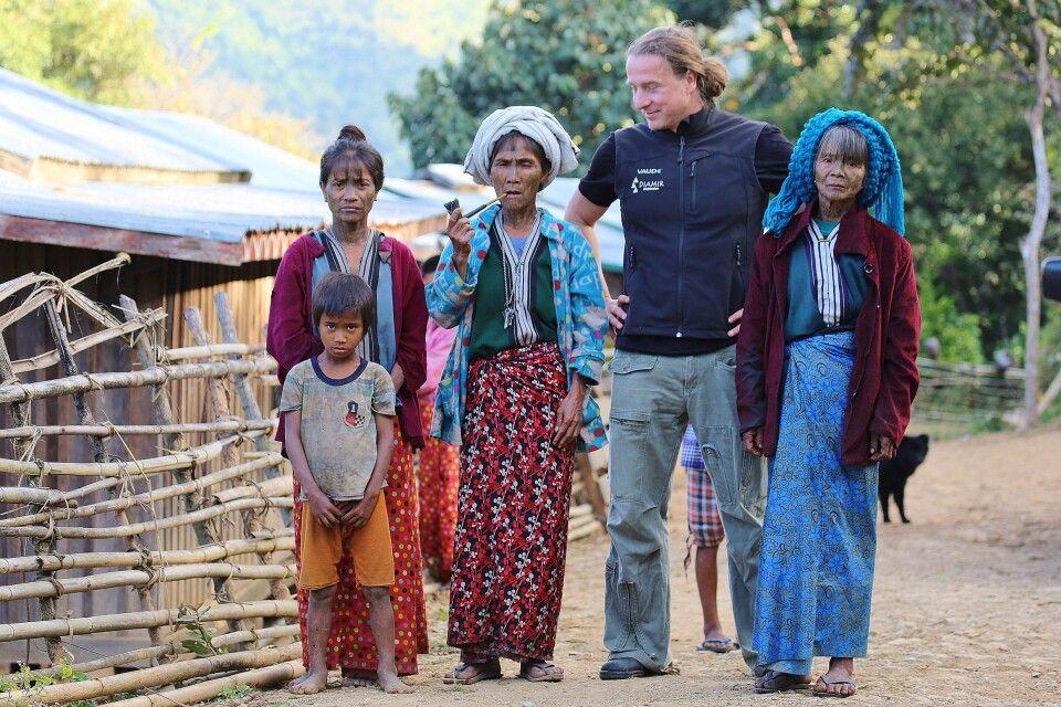 Bei den Chin in Myanmar
