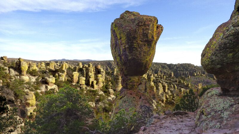 Chiricahua National Monument, Arizona © Diamir