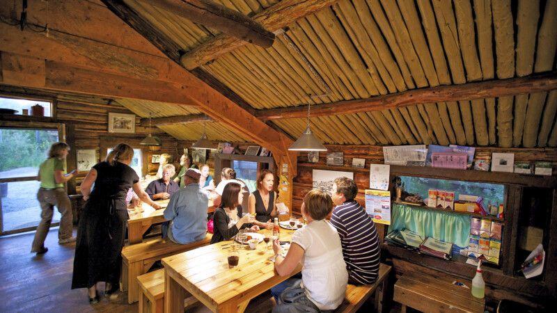 Wildcat Cafe, Yellowknife © Diamir
