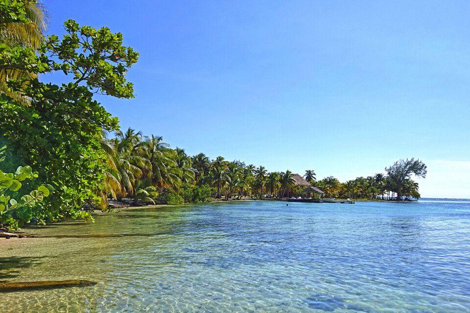 Bootsausflüge zur vorgelagerten Inseln rund um Holbox oder nach Caye Caulker lassen Sie Karibikfeeling spüren