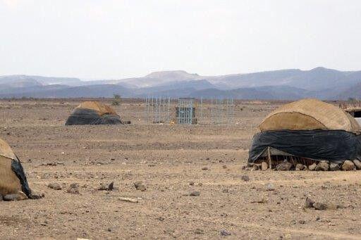 DANAKIL Reisebericht Ulrike Almer - Zelte in der Steinwüste