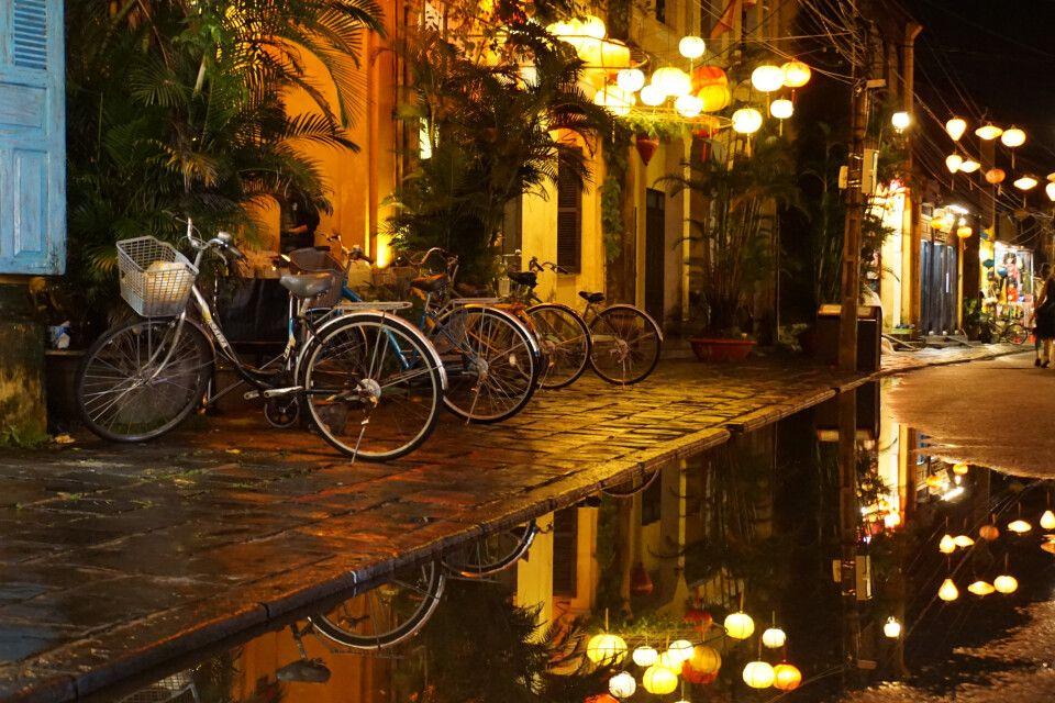 Nach dem Regen ist Hoi An doppelt so schön