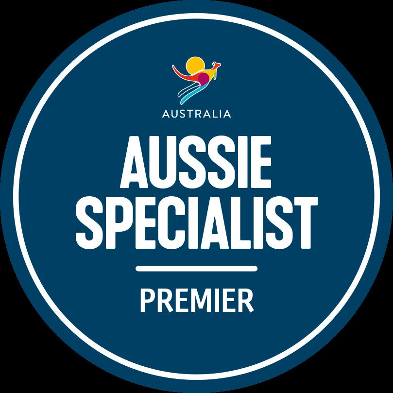 Logo Premium Aussie Specialist