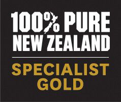 Logo Neuseeland Specialist Gold