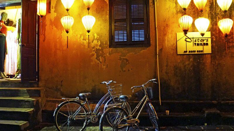 Malerische Abendstimmung in Hoi An © Diamir