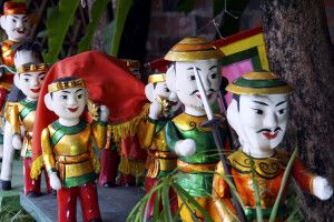 Das Puppentheater hat in Vietnam lange Tradition