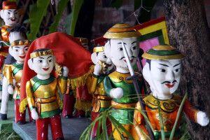 Das Puppentheater hat in Vietnam lange Tradition