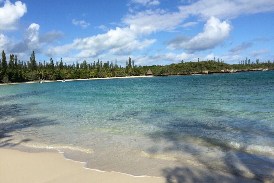 Île des Pins - Bucht von Kanumera