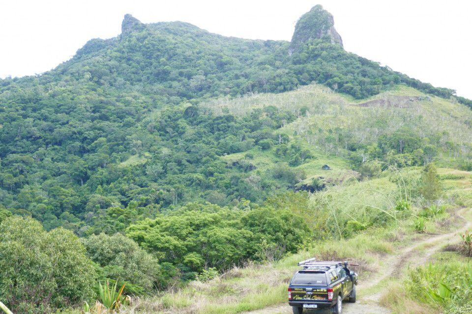 Grande Terre – auf Safari mit 4WD rund um Koné