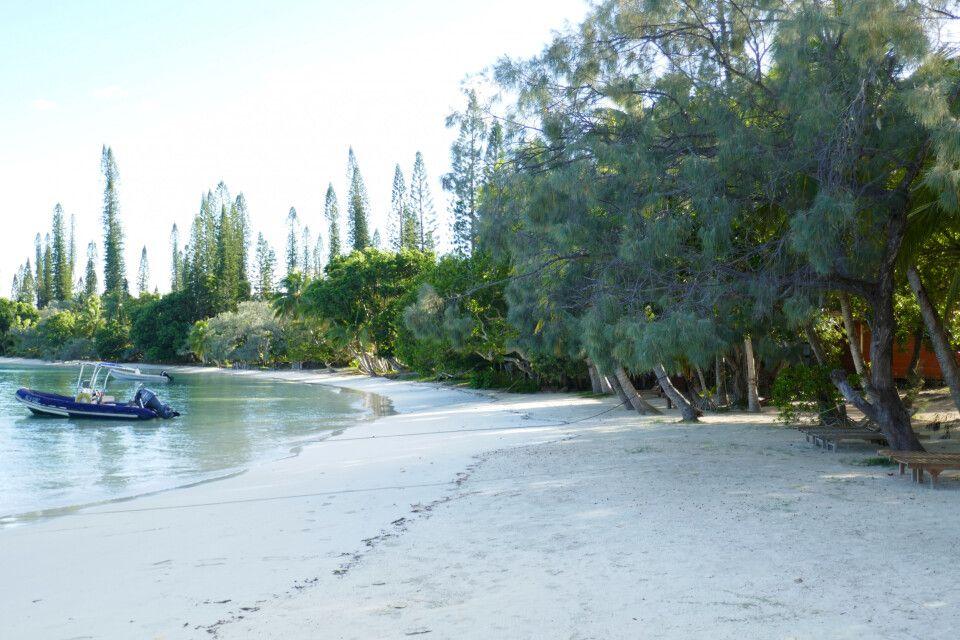 Île des Pins – Bucht von Kanumera