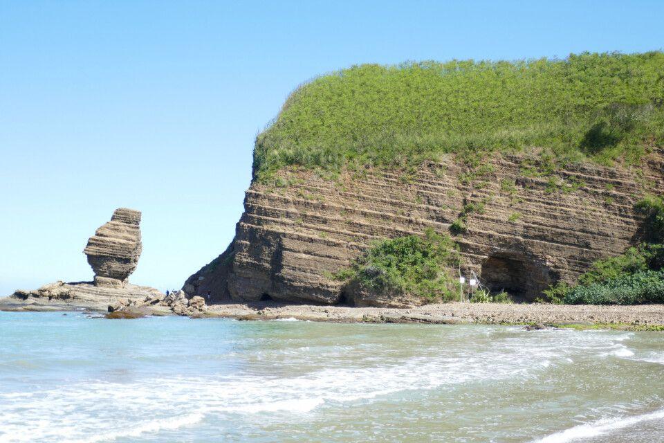 Grande Terre – der Bonhomme bei Poé (Bourail)