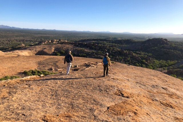 Als Selbstfahrer in Namibia unterwegs