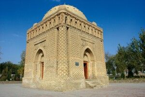 Samaniden-Mausoleum
