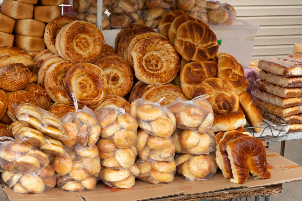 Karakul Mark Brot