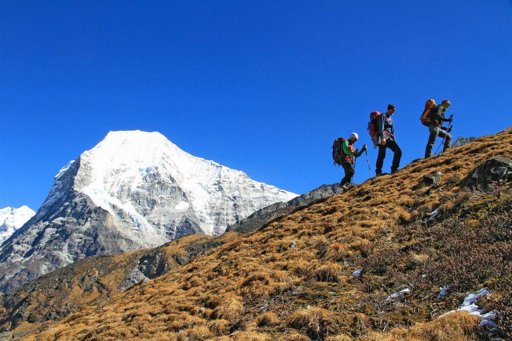 Yalung Ri (5630 m)