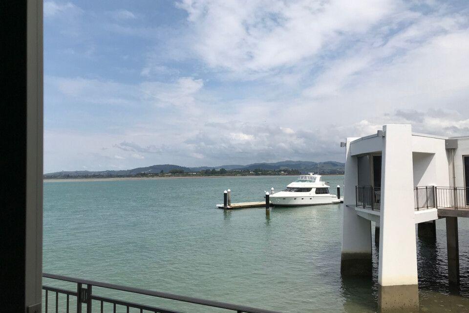 Tauranga - Hotel Trinity Wharf