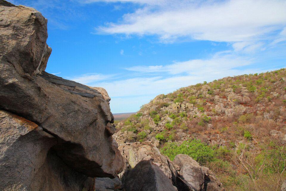 Auf Wanderung, Botswana