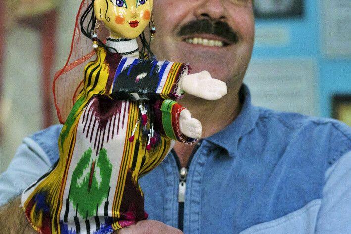 der Meister der Marionette