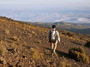 Wanderer Ma Mauna Kea, Big Island