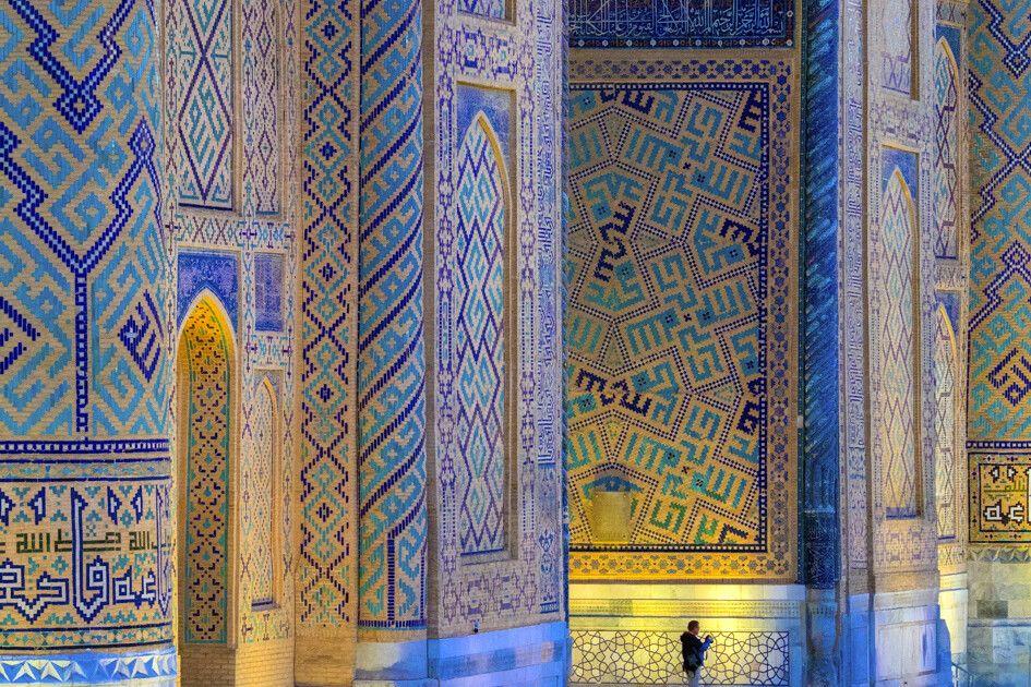 Samarkand_Registan_Medrese_Tilla-Kori