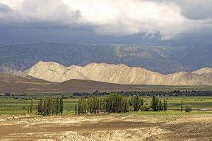 Weidelandschaft Kirgistan