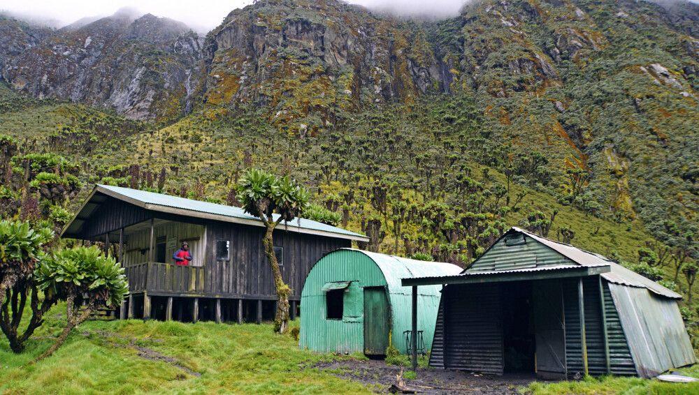 Bujuku-Hütte