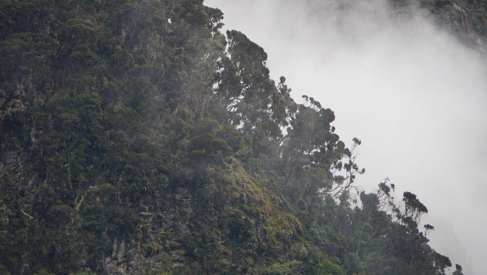 Die wunderbare Landschaft verzaubert jeden Trekkingfan.