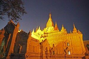 Ananda-Pagode in Bagan
