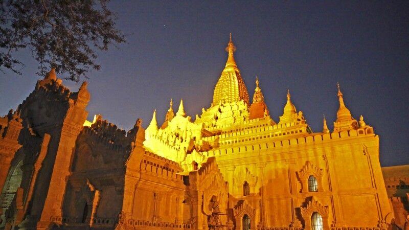 Ananda-Pagode in Bagan © Diamir