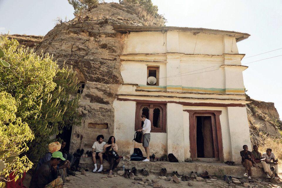 Kirche Maryam Korkor