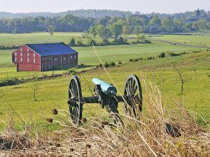 Oak Hill, Gettyburg Battlefield, Pennsylvania