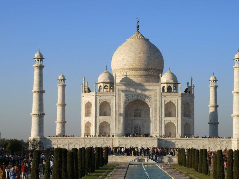 Rajasthan Reise – Taj Mahal Agra
