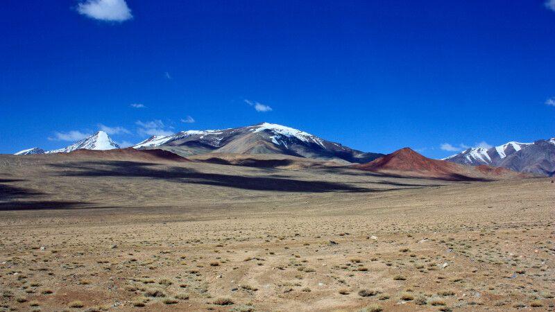Hochsteppe im Pamir © Diamir