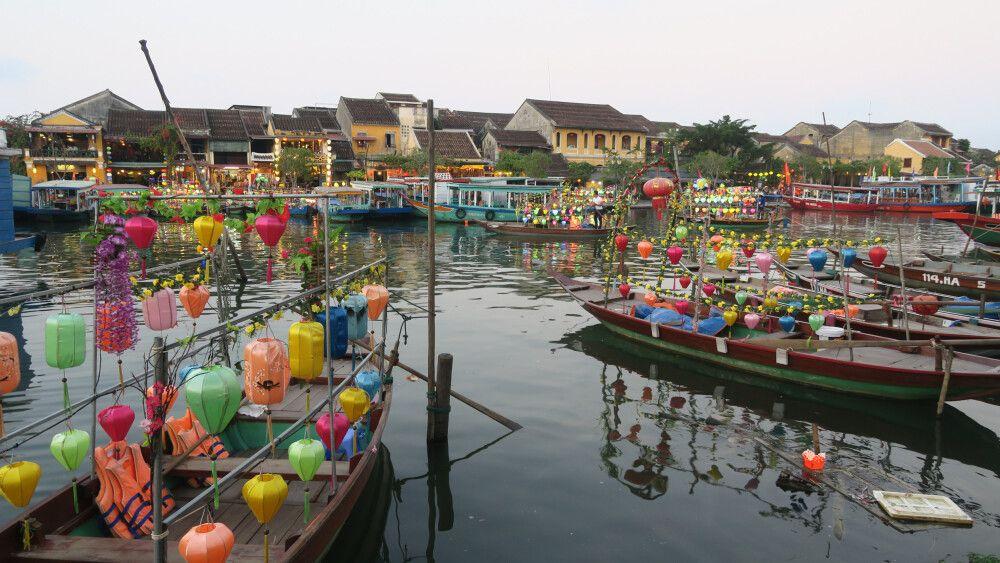 Hoi An – Vietnams schönste Kleinstadt im Zentrum des Landes