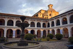 Ehemaliges Kloster Dann Monasterio