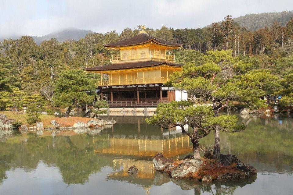 Kinkauji-Tempel