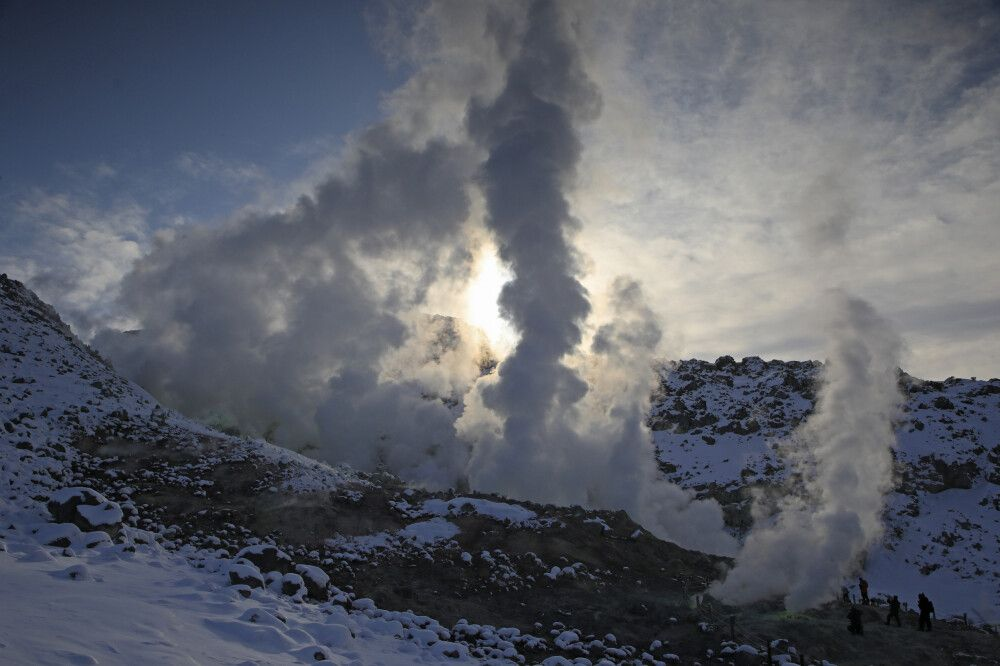 Mount Sulphur