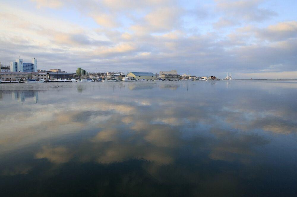 Kushiro Hafen