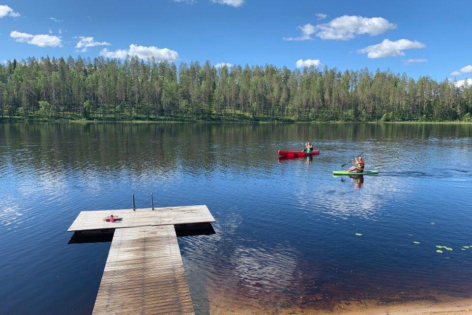 Kuikkajärvi-See