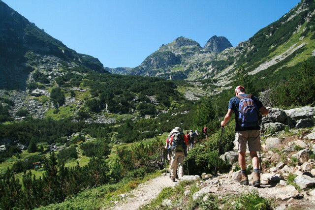 Trekking in Bulgarien: Pirin-Gebirge und Rila-Gebirge