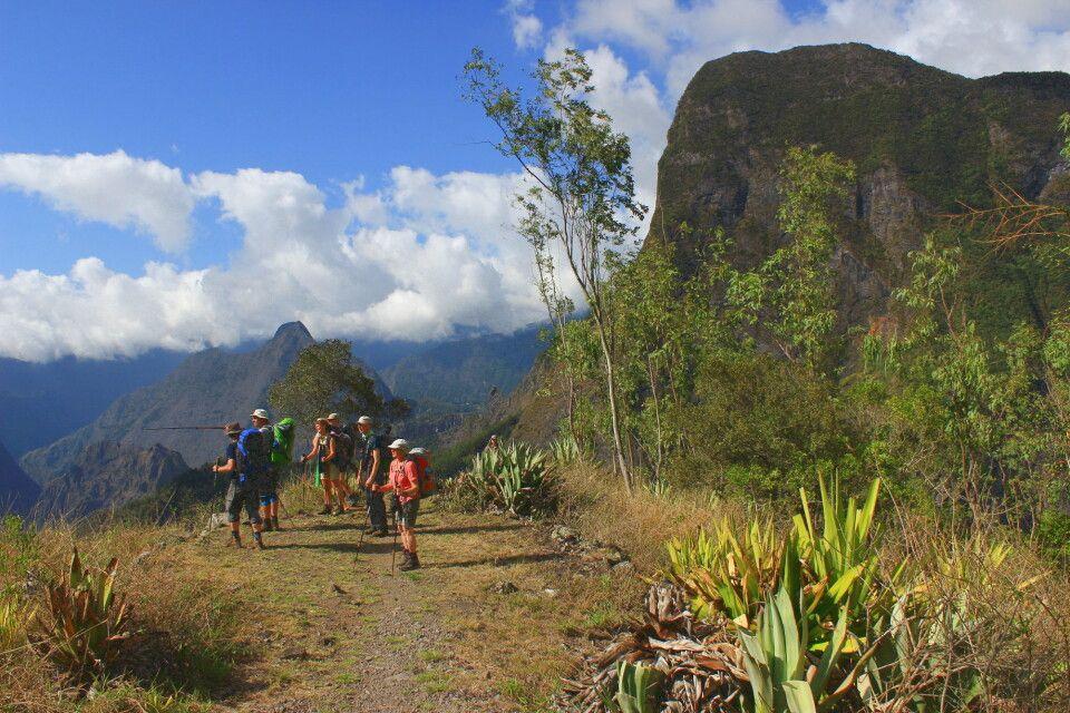 Talkessel auf La Reunion